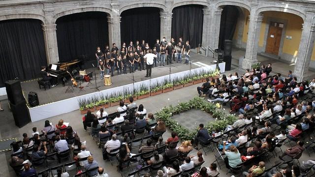 El Coro Infantil y Juvenil en Iztapalapa dará recital en el Museo José Luis Cuevas