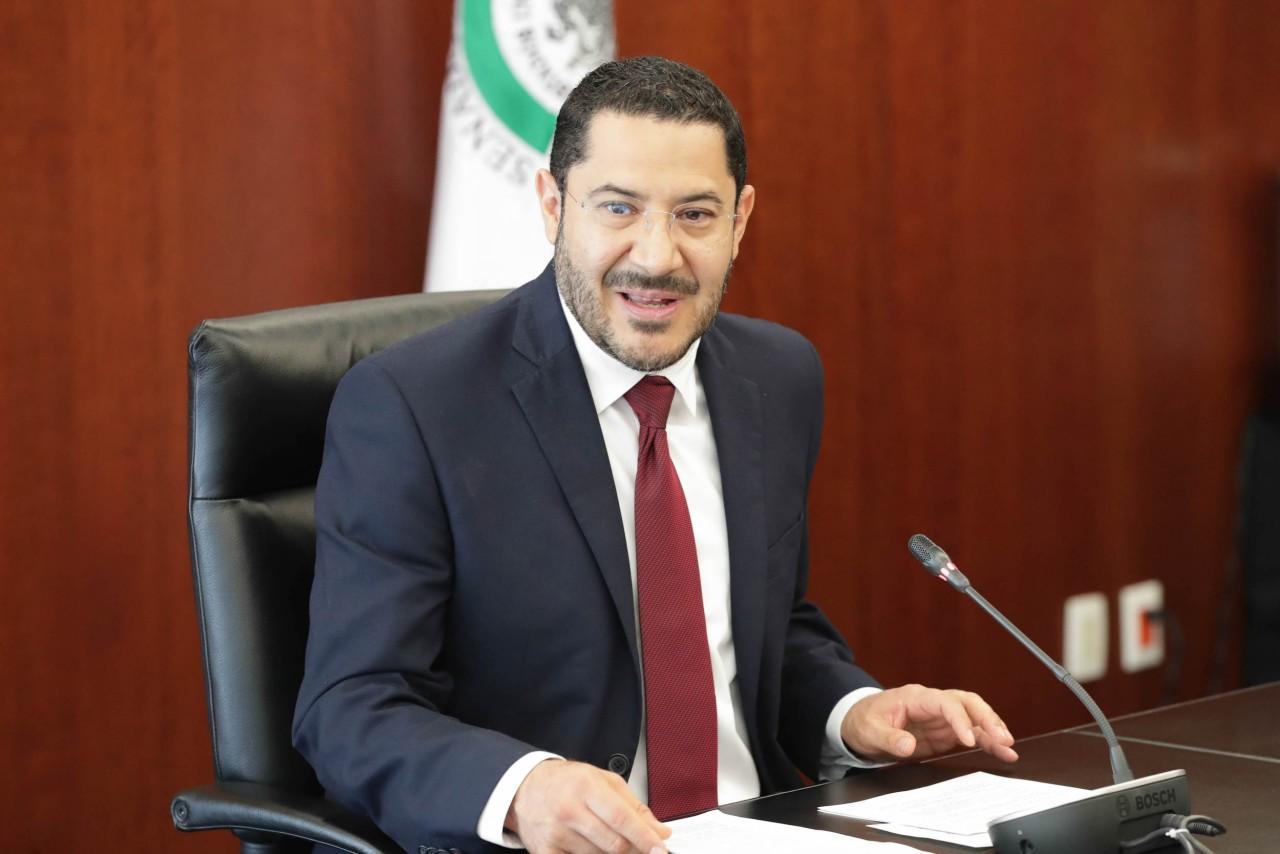 Impulsa Martí Batres reducción del financiamiento público a partidos políticos locales