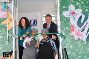 Se inaugura el Primer ComeMóvil en Coyoacán