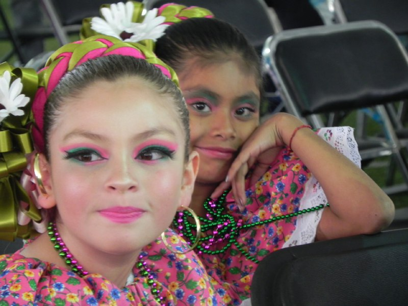 Concluye con éxito, el 17 Encuentro de Grupos de Danza Regional de la Comunidad
