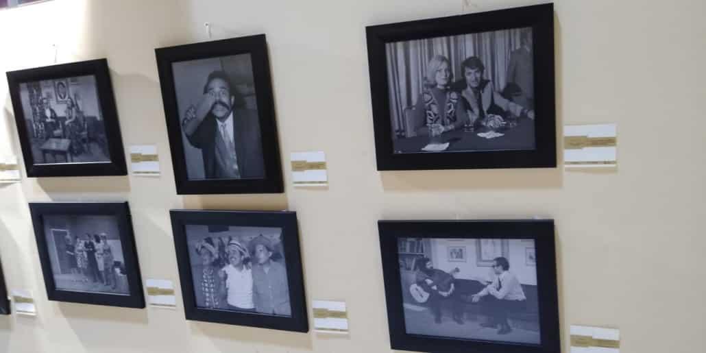 Inauguran Exposición Fotográfica en Santa María la Ribera