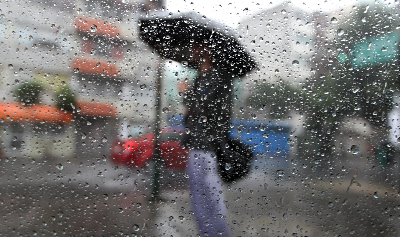 Se prevén lluvias fuertes al Norte y Sur de la Ciudad este lunes