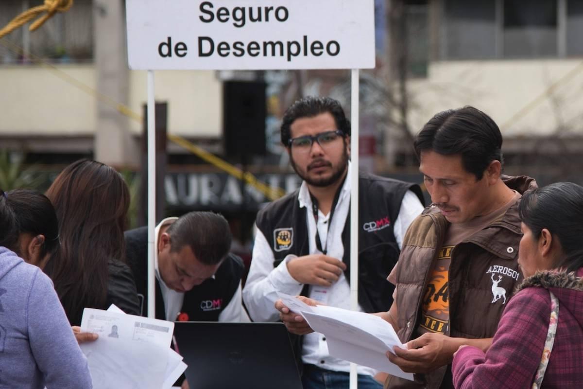 STyFE ha otorgado 40 Mil 208 Apoyos del Seguro de Desempleo al Primer Semestre de 2019