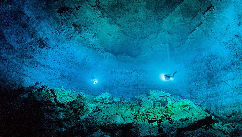 Impulsan desde México la formación de nuevos arqueólogos subacuáticos para AL y el Caribe