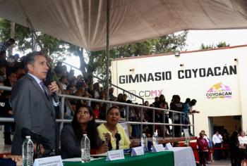 Acciones de la Semana de la Alcaldía de Coyoacán