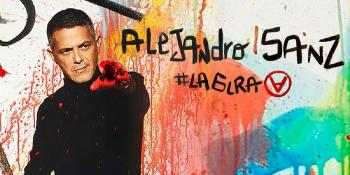 Alejandro Sanz cierra en Santiago de Compostela #LaGira en España, convirtiéndose en el evento musical del año