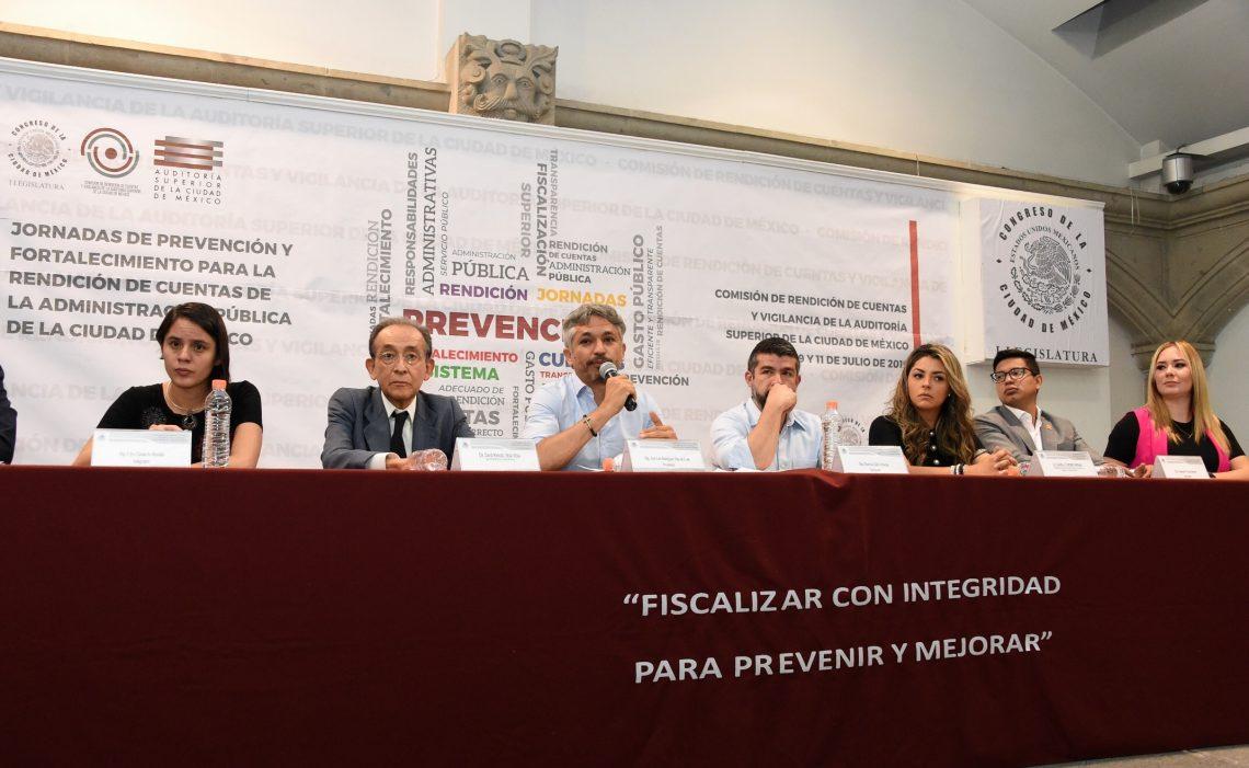 Inauguran curso de Prevención y Fortalecimiento para la Rendición de Cuentas de la Administración Pública