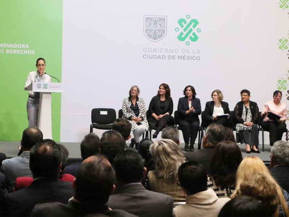 Instala Gobierno CDMX Mesas Técnicas para brindar Justicia y fortalecer atención en casos de Feminicidios