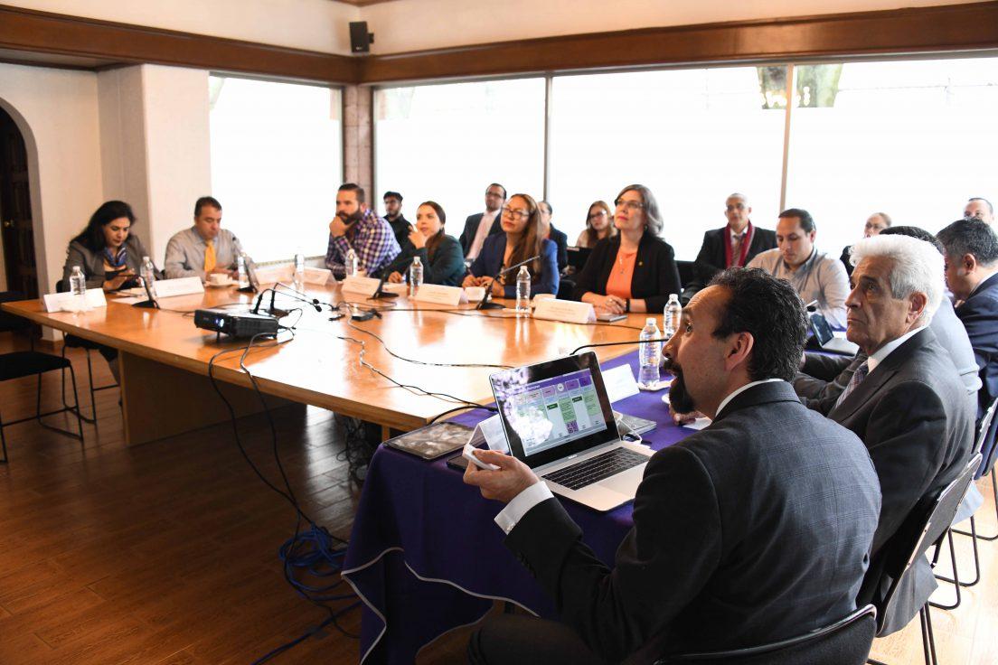 Se reúnen consejeras y consejeros electorales de la CDMX y Chihuahua para analizar aspectos técnicos del voto electrónico