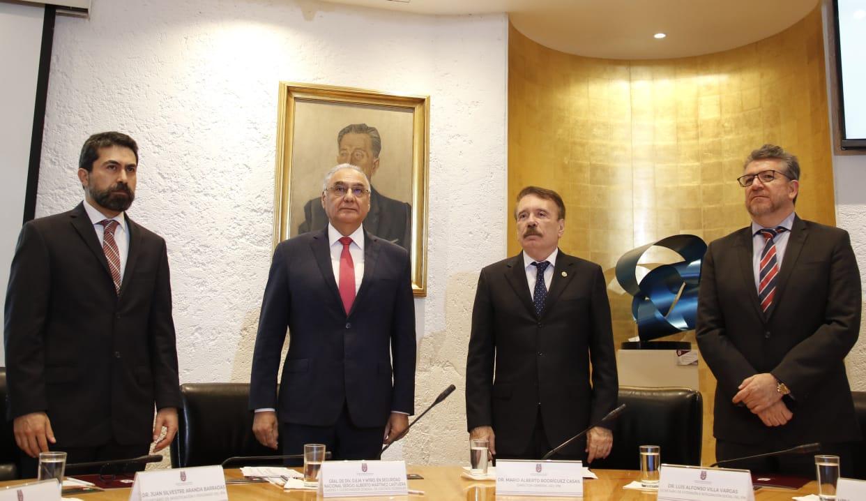 IPN se suma a las acciones de prevención del delito en el País