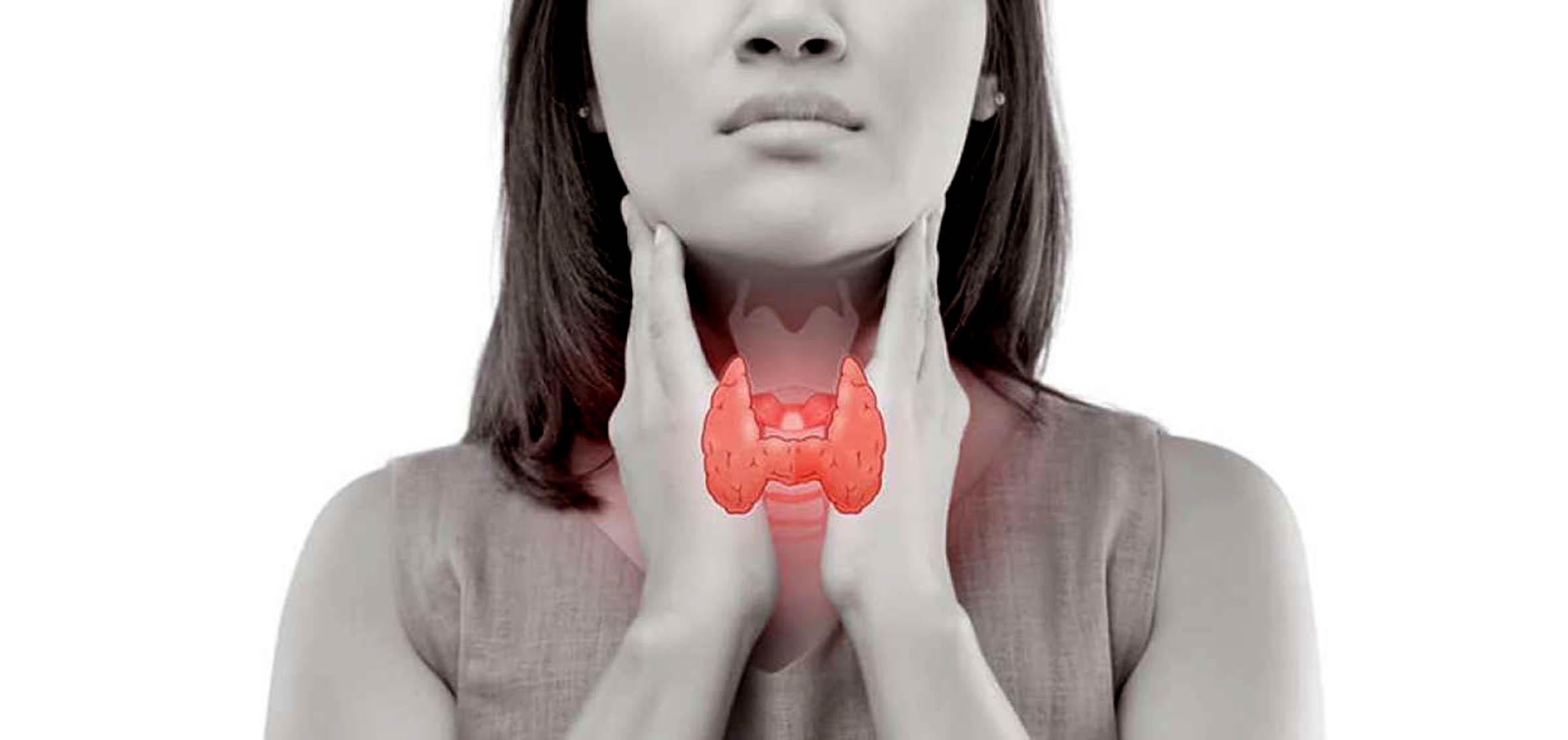 Tiroides afecta a dos por ciento de Mujeres en edad madura en México