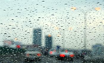 Este martes prevalecerán las lluvias fuertes al Norte, Poniente y Sur de la Ciudad