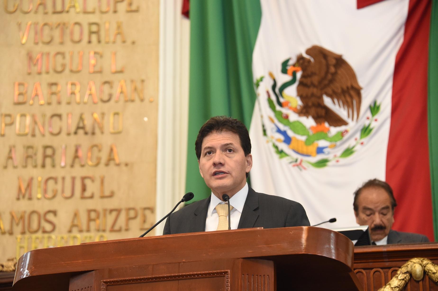 El Congreso Capitalino analiza Tres Propuestas para la Ley de Seguridad Ciudadana