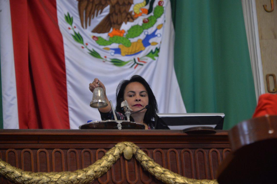 Congreso de la CDMX turna la iniciativa para aplicar extinción de dominio a bienes inmuebles que quebranten sellos de clausura