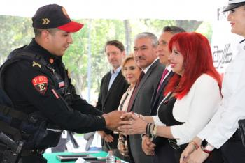 Alcaldías Firman Convenio de Coordinación Interinstitucional en Materia de Seguridad