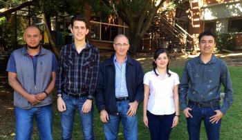Con novedosa técnica expertos de la UNAM observan movimiento de Espermatozoide en 3D