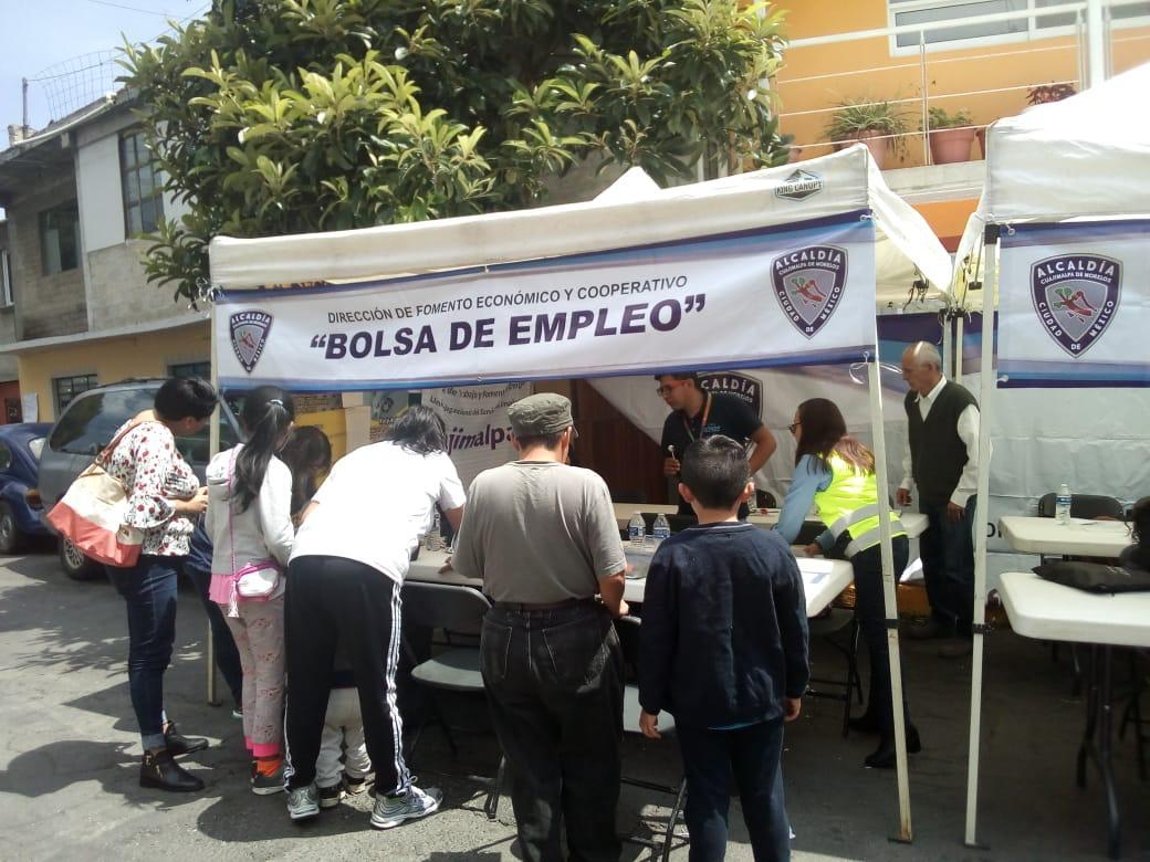 Cuajimalpa ha logrado dar Empleo formal a Mil 911 Habitantes