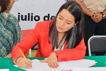 La Magdalena Contreras firma convenio de coordinación interinstitucional entre alcaldías
