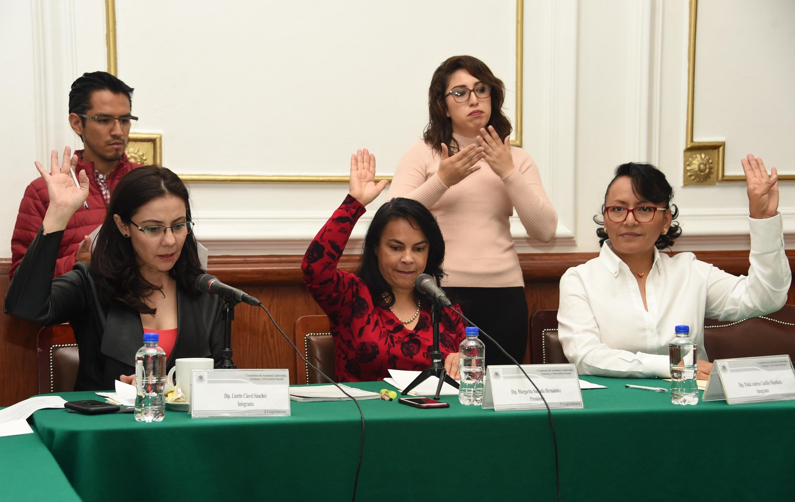 El Congreso CDMX organizará el foro derechos de las personas trabajadoras no asalariadas