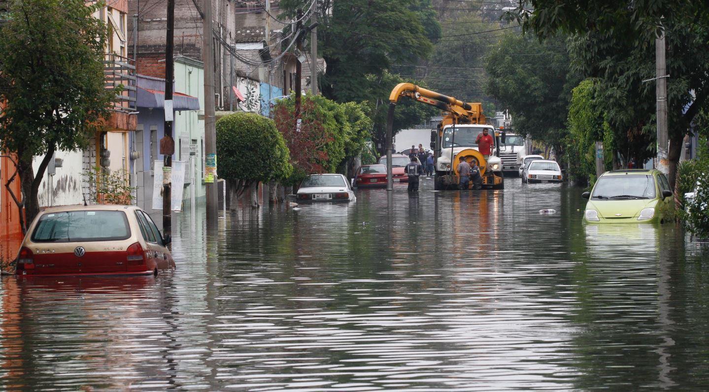 Ejecuta Gobierno de la CDMX 11 Obras para mitigar inundaciones en Iztapalapa