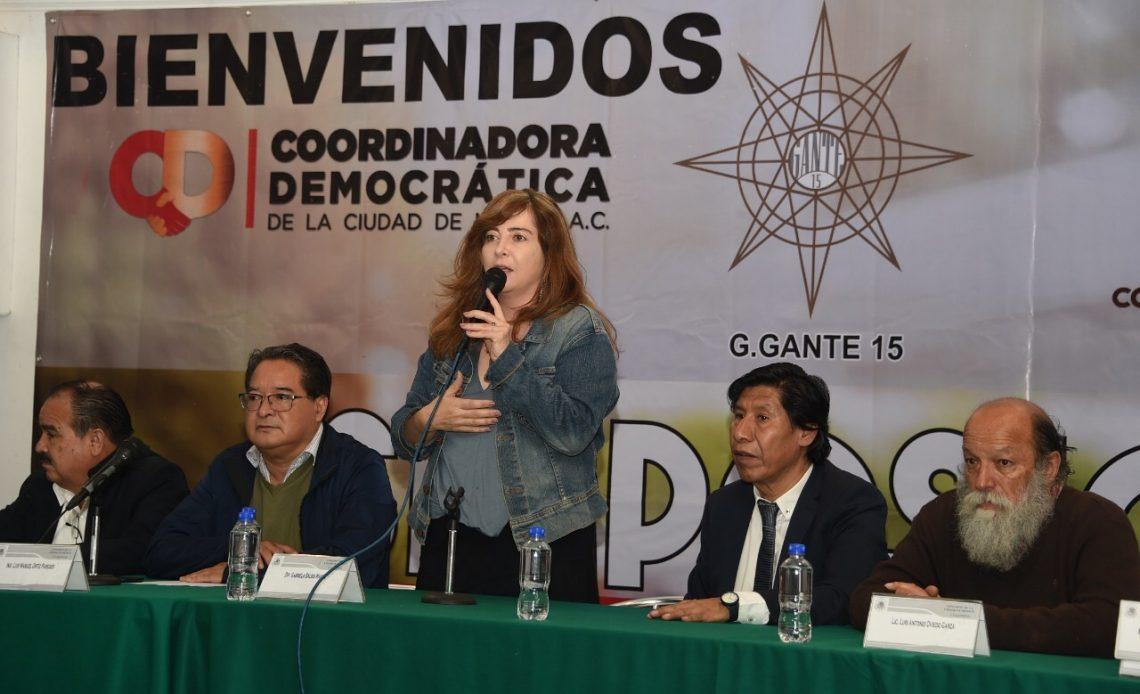 Necesaria la participación de las organizaciones sociales para garantizar el derecho humano a la vivienda