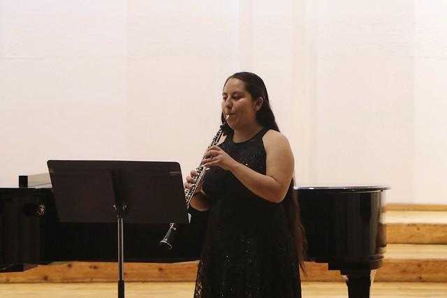 La Sala Hermilo Novelo acoge recital examen de oboe
