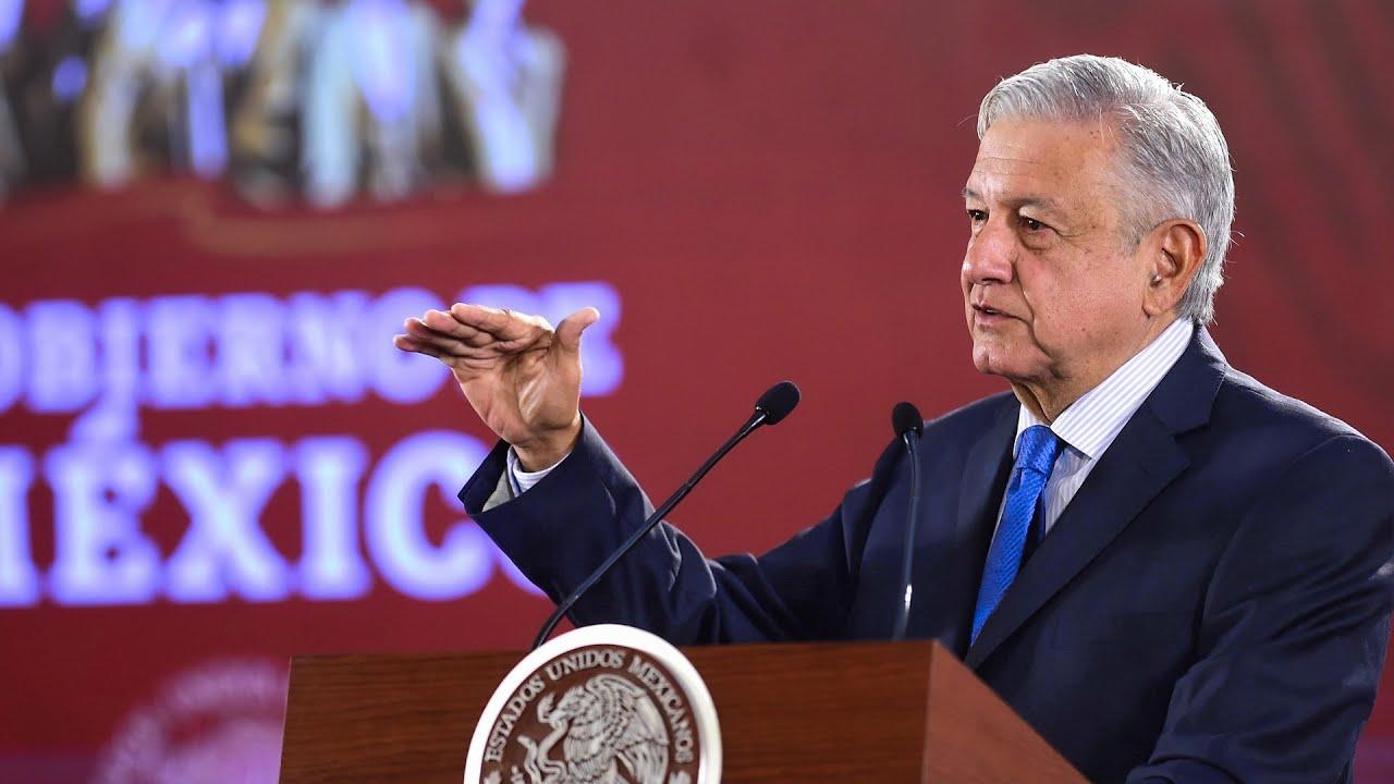 Presidente López Obrador presenta Plan de Negocios Pemex 2019 a 2023