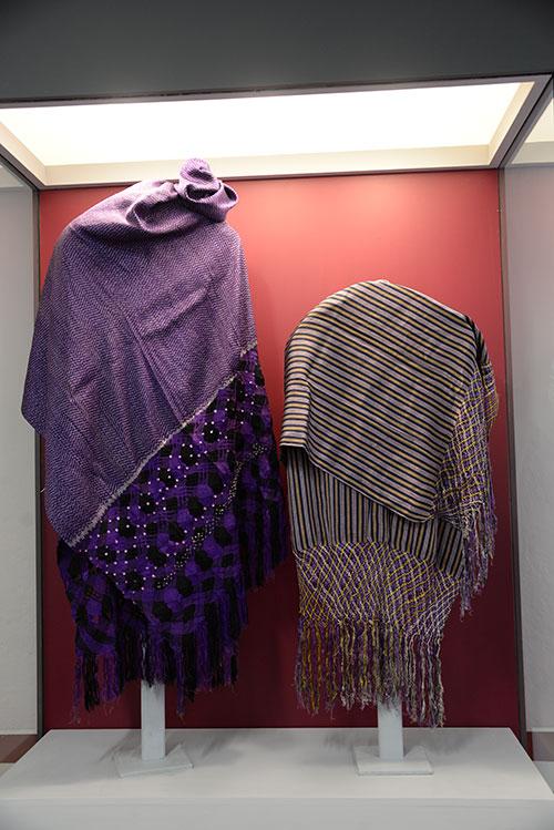 Entre la tradición y la innovación, el Museo de El Carmen expone el sempiterno uso del rebozo