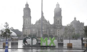 Este martes se prevén lluvias fuertes al sur de la Ciudad