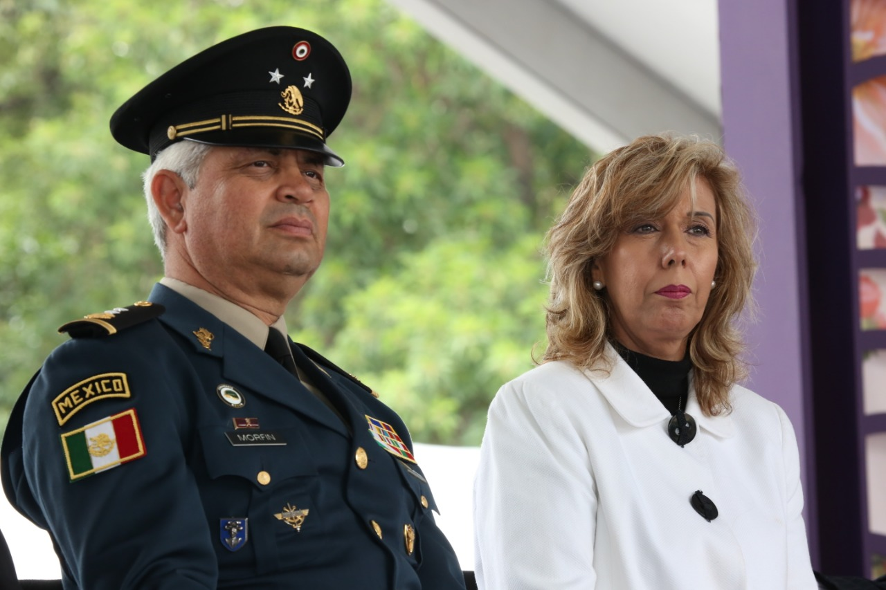Autoridades Militares y de la Alcaldía conmemoran 91 Aniversario Luctuoso del General Álvaro Obregón Salido