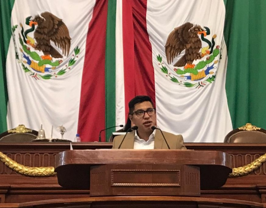 AZCAPOTZALCO Y EL DESMEDIDO DESARROLLO INMOBILIARIO: DIP. EMMANUEL VARGAS