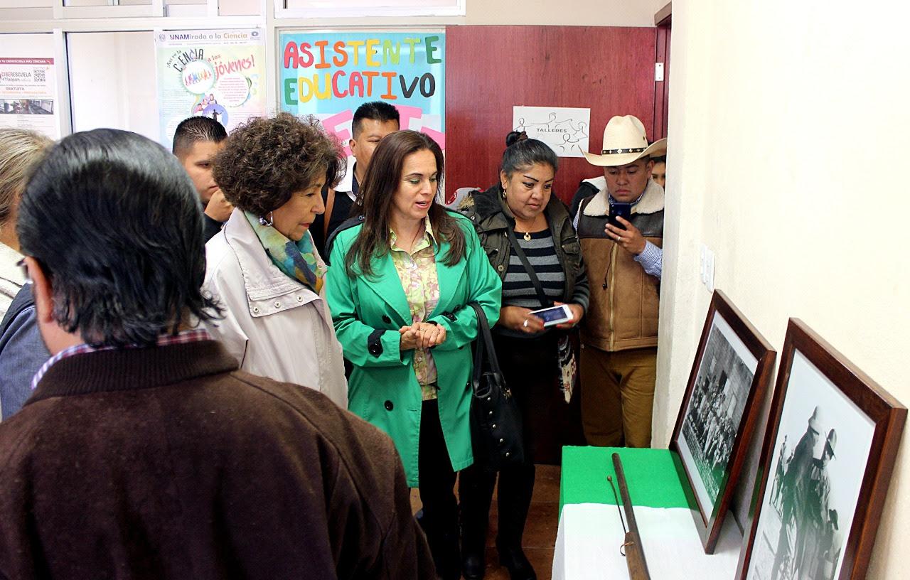 Tlalpan inaugura exposición sobre Pancho Villa