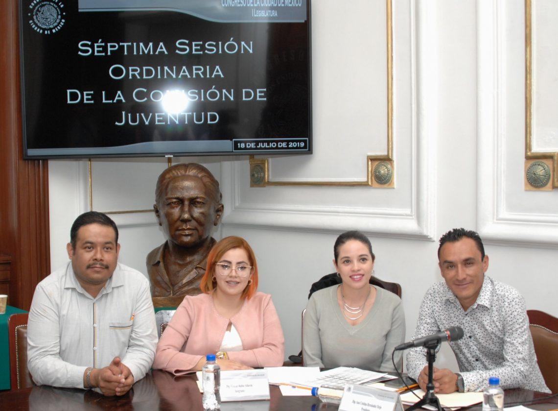 El Congreso local e Instituto de la Juventud entregarán el Premio de la Juventud 2019