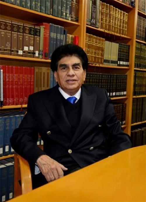 Reconocen trayectoria de José Antonio Terán Bonilla, destacado investigador y académico del INAH