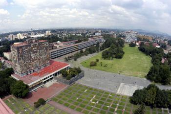 Ciudad Universitaria Monumento Artístico de la Nación