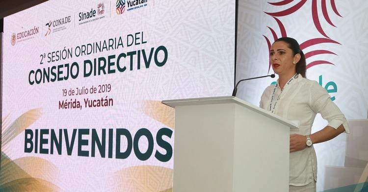 Queremos lograr verdaderos cambios en el deporte del país: Ana Gabriela Guevara
