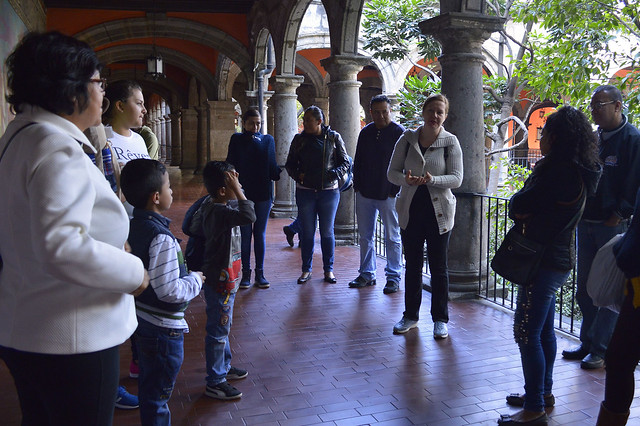 Paseos Históricos recorre la CDMX con visitas guiadas gratuitas