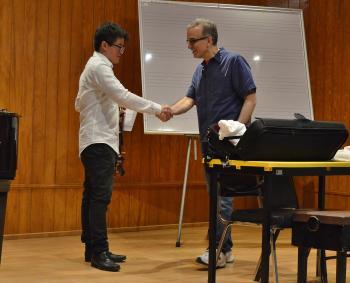 INBAL impulsa educación artística de calidad con clases magistrales de primer nivel