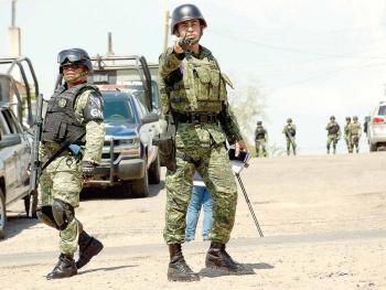 Solicitan pobladores del estado de México la presencia de la Guardia Nacional para combatir la delincuencia ambiental
