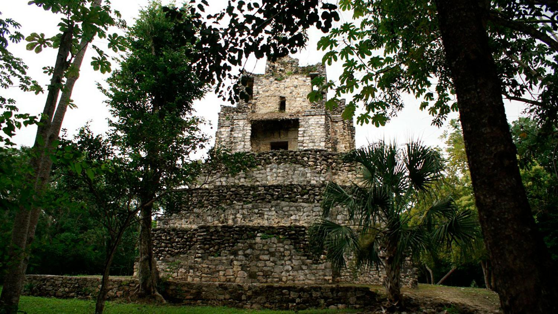 Sin afectaciones por incendio en la Biosfera de Sian Ka´an, reabre la Zona Arqueológica de Muyil