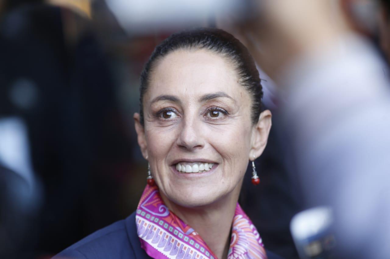 En la CDMX se trabaja para fortalecer la riqueza cultural: Claudia Sheinbaum