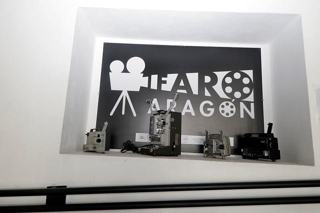 Faro Aragón proyecta lo mejor de la industria fílmica
