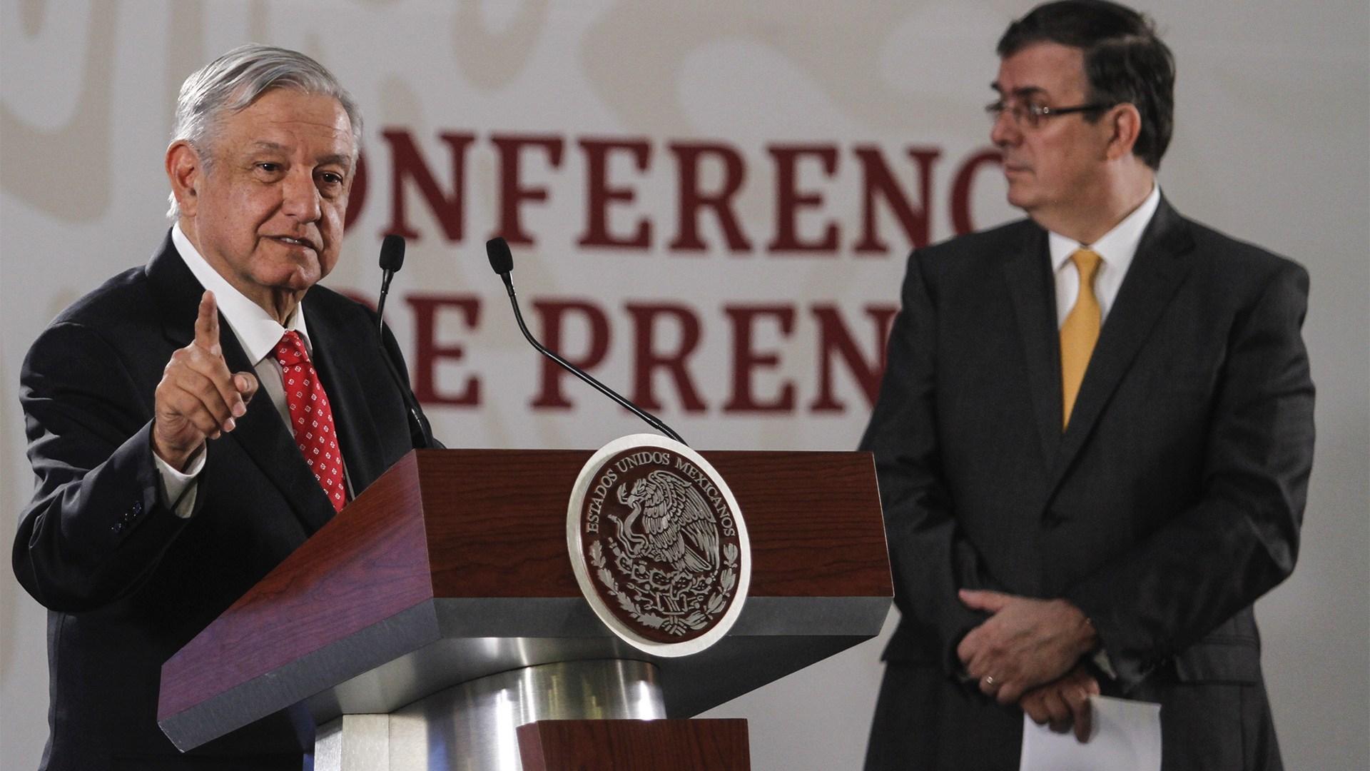 México disminuye flujo migratorio en 36.2 por ciento hacia la frontera norte, informa presidente López Obrador