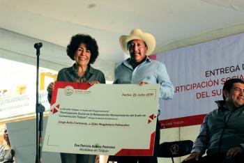 Tlalpan invierte 16 millones en suelo de conservación