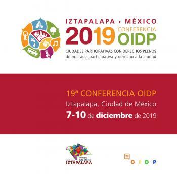La Comisión de Participación Ciudadana invita a la ciudadanía a presentar propuestas de sesiones para la 19a Conferencia del OIDP