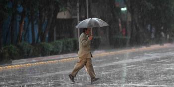 Se prevén lluvias fuertes al Sur y Poniente de la Capital