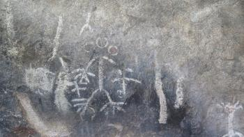 El Vallecito epicentro de la conservación de arte rupestre en el norte de Baja California