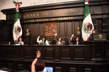 Parlamento de Mujeres aprueba dictámenes y recibe iniciativas de reforma a leyes