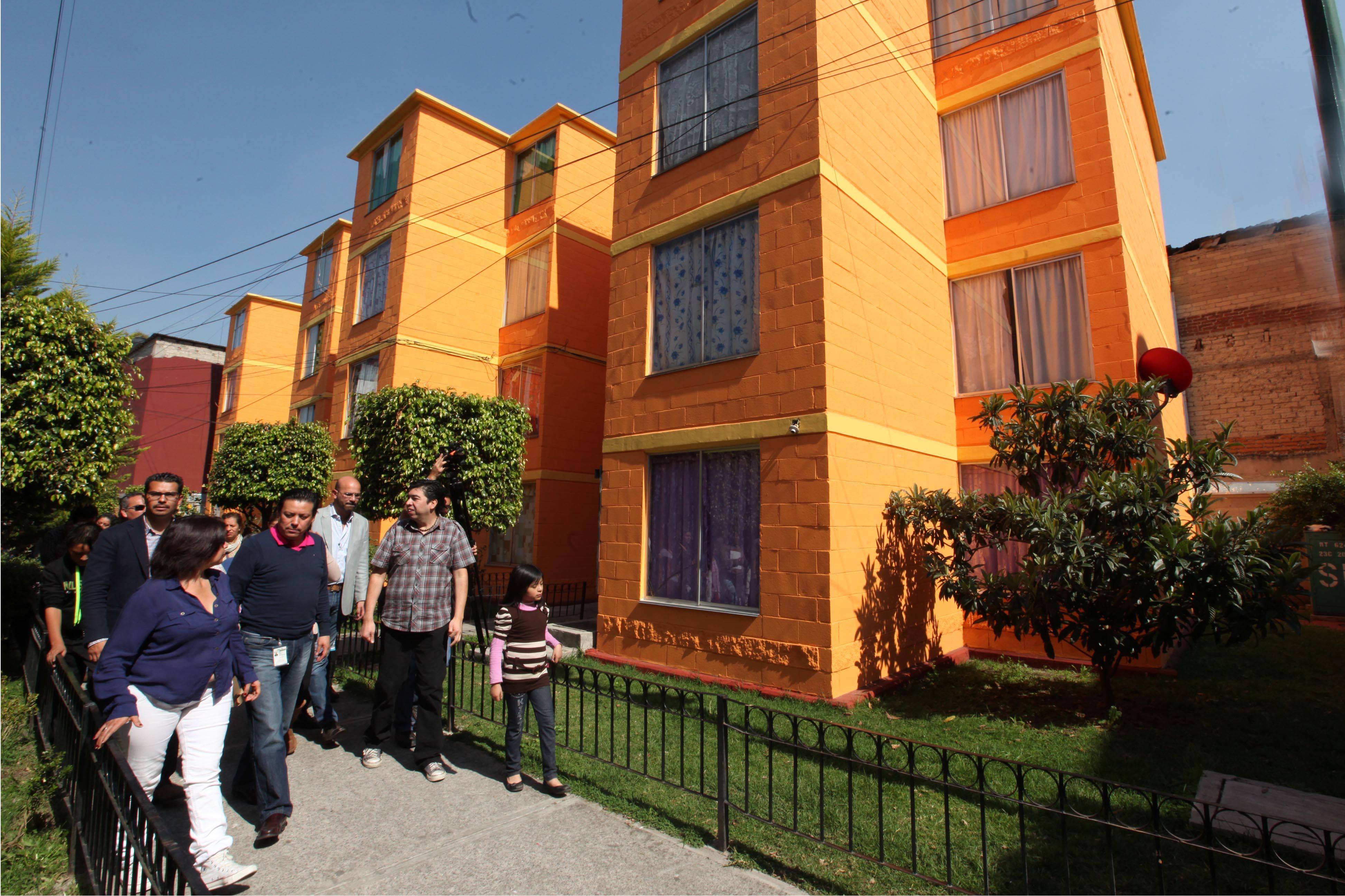 Mejora Gobierno CDMX 162 Unidades Habitacionales en Miguel Hidalgo