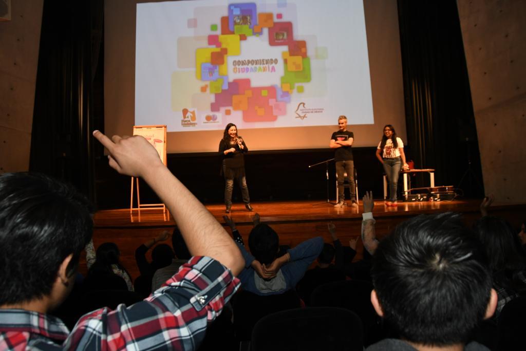 Con música y participación, inicia IECM y organizaciones ciudadanas ciclo de talleres